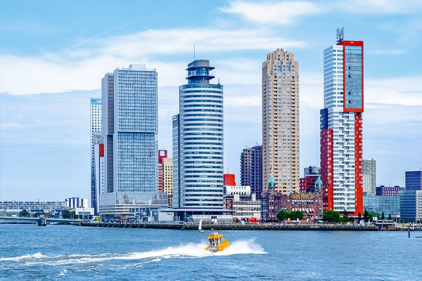 cruise port rotterdam – port & tourist information